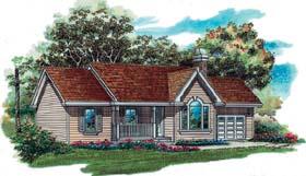 House Plan 55349