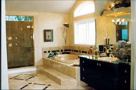 Mediterranean House Plan 55358