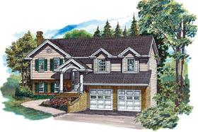 House Plan 55360