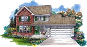 House Plan 55364