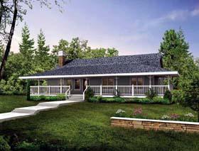 House Plan 55376