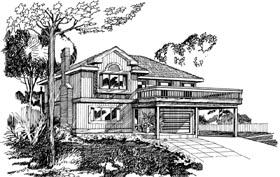 House Plan 55377