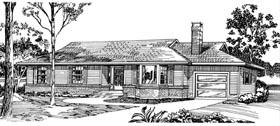 House Plan 55384