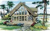 House Plan 55387