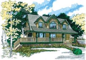 House Plan 55401