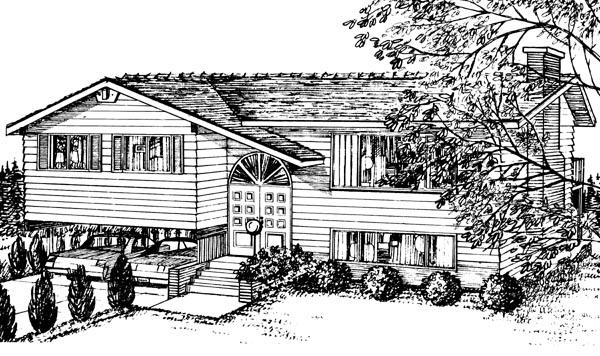 House Plan 55412