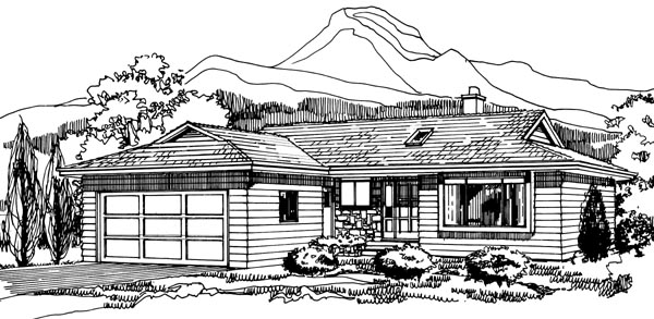 House Plan 55429