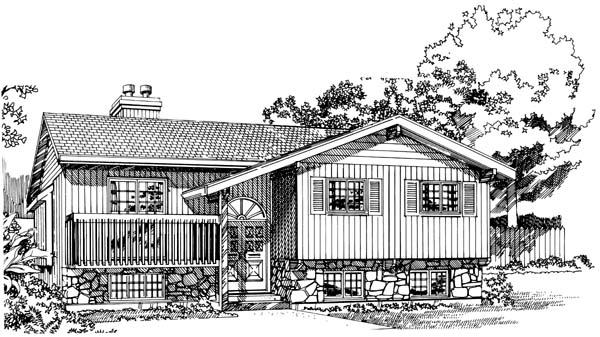 House Plan 55448