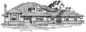 House Plan 55467