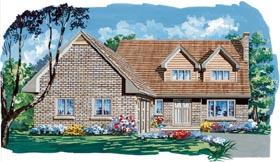 House Plan 55497