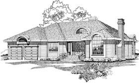 House Plan 55500
