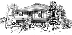 House Plan 55501