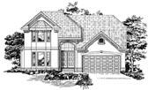 Plan Number 55517 - 2455 Square Feet