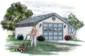 Garage Plan 55524