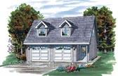 Garage Plan 55541