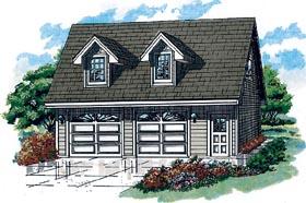 Garage Plan 55556