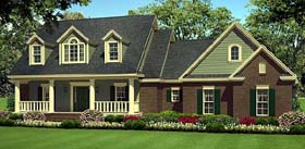 House Plan 55602