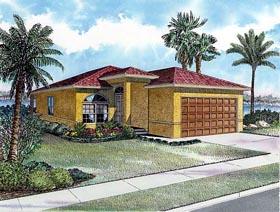 House Plan 55704