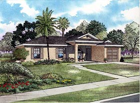 House Plan 55706