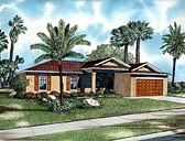 Plan Number 55709 - 1404 Square Feet