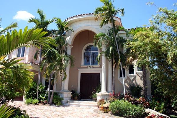 Mediterranean House Plan 55745