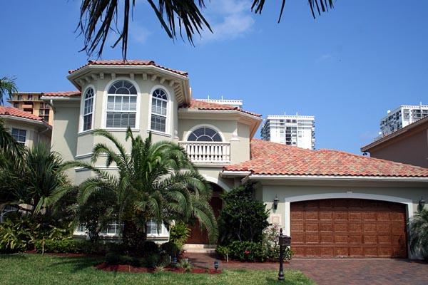 Mediterranean House Plan 55752