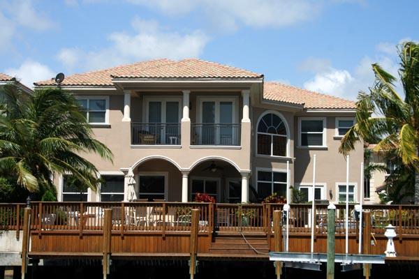 Mediterranean House Plan 55759