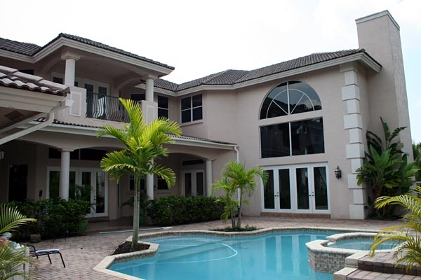 Florida House Plan 55777
