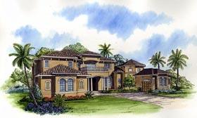 House Plan 55785