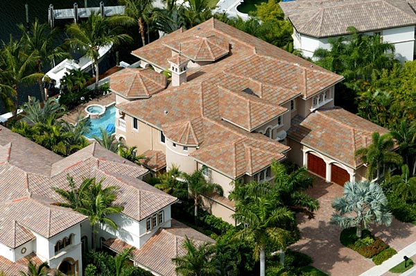 Italian, Mediterranean House Plan 55786 with 5 Beds, 6 Baths, 3 Car Garage Picture 4