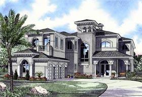 House Plan 55791