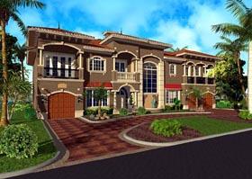 House Plan 55793
