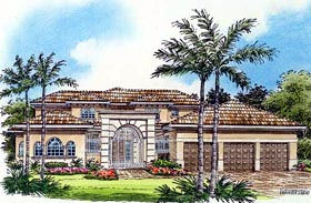 House Plan 55794