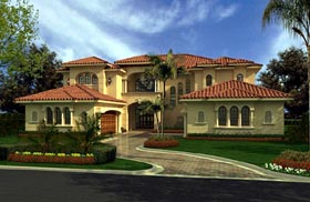 House Plan 55798