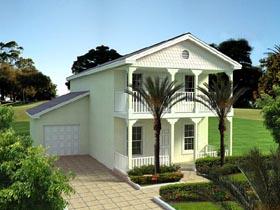 House Plan 55813