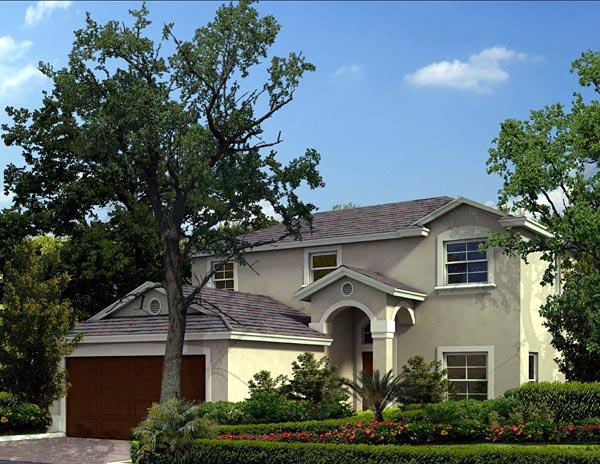 House Plan 55814