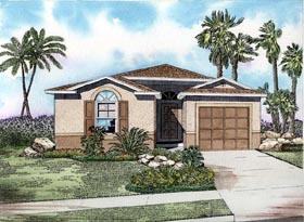 House Plan 55815