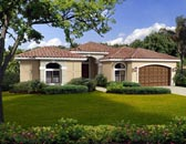 House Plan 55828