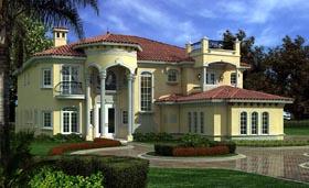 House Plan 55854