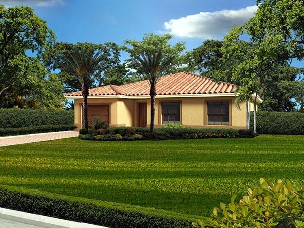 House Plan 55857