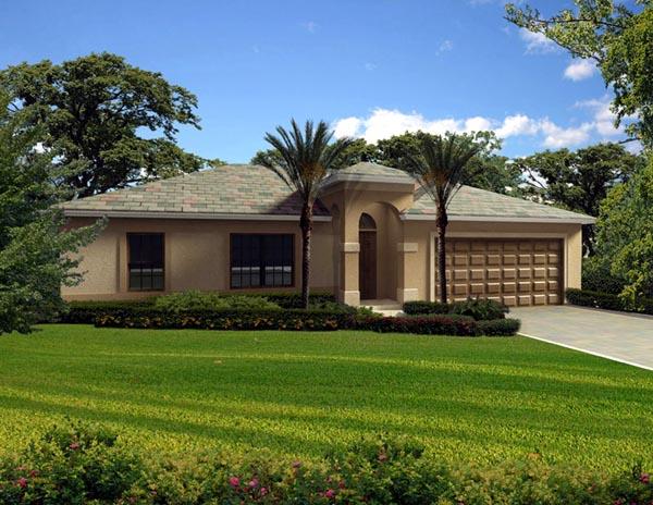 House Plan 55858