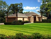 House Plan 55870