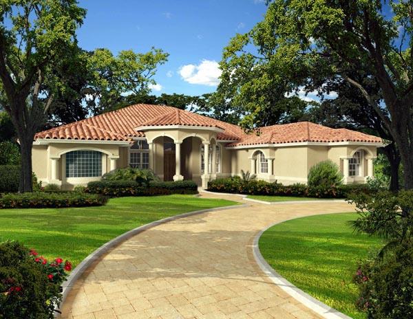 House Plan 55892