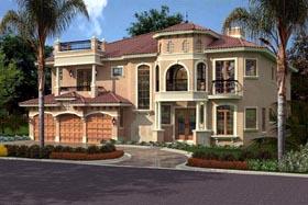 House Plan 55903