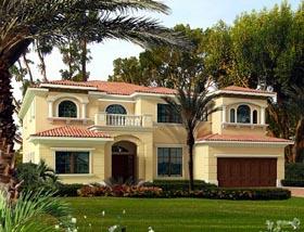 House Plan 55905