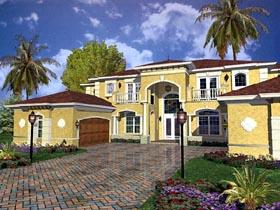 House Plan 55906
