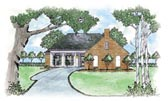 Plan Number 56037 - 1381 Square Feet