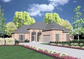 Plan Number 56038 - 1381 Square Feet