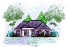 House Plan 56043