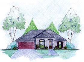 House Plan 56044